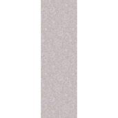 "Mille Charmes Rose Fume Tablerunner 22""X71"", Cotton"