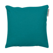 "Confettis Vert Canard 16""x16"" Cushion Cover, 100% Cotton - Set of 2"