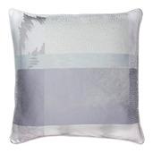 """Mille Matieres Vapeur Cushion cover 16""""x16"""", 100% Cotton"""