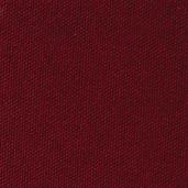 Pack of 12 Satin Band Burgundy Polyester Napkin