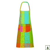 "Mille India Festival 30""x33"" Apron, Coated Cotton"