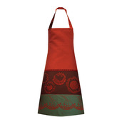 Christmas Forest Red Apron, GS Stain Resistant