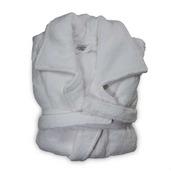Golden White Bath Robe XL, Cotton