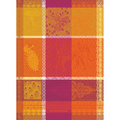 "Mille Holi Epices 22""x30"" Kitchen Towel, 100% Cotton"