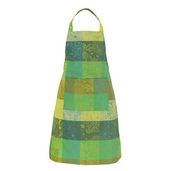 Apron Mille Couleurs Lime, Cotton - 1ea