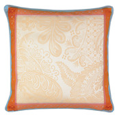 "Isaphire Iridescent Cushion cover 20""x20"", 100% Cotton"