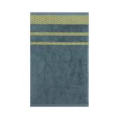Massai Blue Guest Towel-2ea