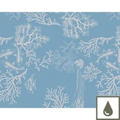 Mille Coraux Ocean Placemat, Coated-4ea