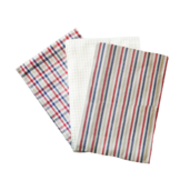 Country Summer Kitchen Towels - 3PC SET