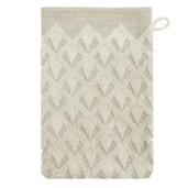 Naturalia Beige Wash Cloth-6ea