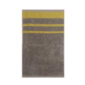 Massai Taupe Guest Towel-2ea