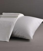 Paris White 400TC King Sheet Set