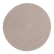 Cascade Gray Vinyl Placemat