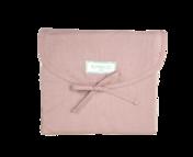 Melange Blush King Sheet Set 200 thread count, 100% Cotton.