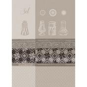 Kitchen Towel Sel Blanc, cotton