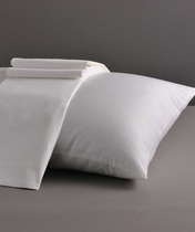 Paris White 400TC Queen Sheet Set