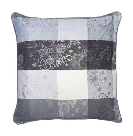 "Mille Couleurs Orage Cushion Cover 16""x16"", 100% Cotton picture"