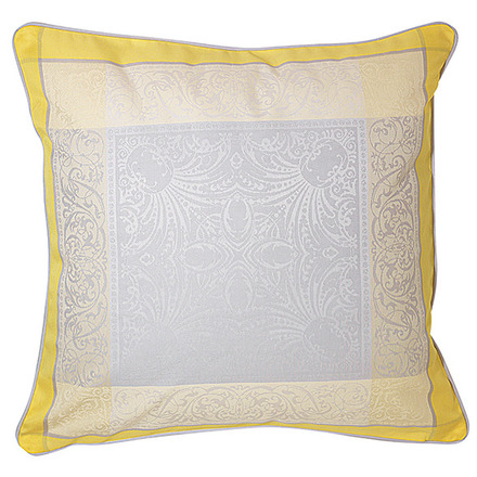 "Alexandrine Mimosa Cushion Cover 20""x20"", Cotton-2ea picture"