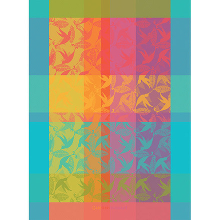 Mille Colibris Tor Antilles Kitchen Towel, Cotton picture