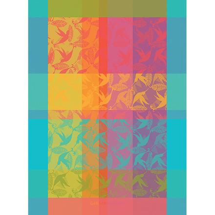 """Mille Colibris Tor Antilles Kitchen Towel 22""""x30"""", 100% Cotton picture"""