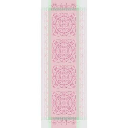 """Eugenie Candy Tablerunner 21""""x59"""", Green Sweet picture"""