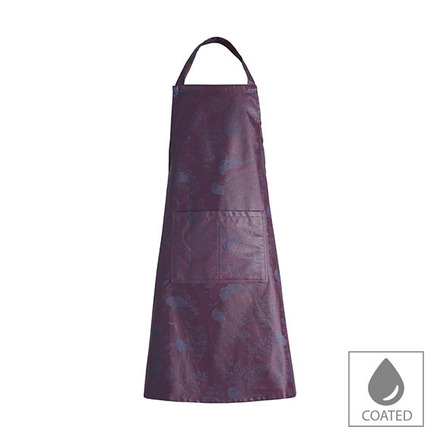 Mille Feuilles Mini Pourpre Apron, Coated picture