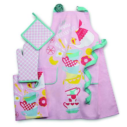 Breakfast Pink Kitchen Set picture