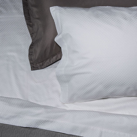 Normandie White 300TC King Sheet Set picture