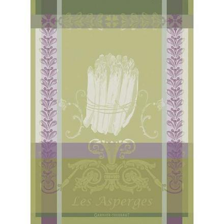 Kitchen Towel Les Asperges Blanches, Cotton - 1ea picture