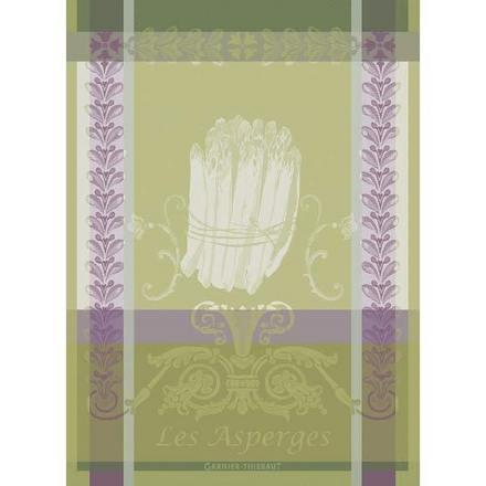 Kitchen Towel Les Asperges Blanches, Cotton - 1ea picture