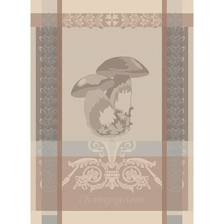"Kitchen Towel Champignons   22""x30"", Cotton - 1ea picture"