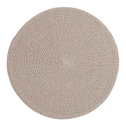 Cascade Gray Vinyl Placemat picture