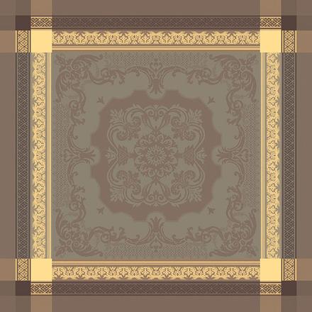"""Fontainebleau Tilleul Napkin 21""""x21"""", 100% Cotton picture"""