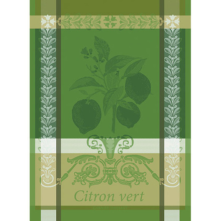 Citron Vert   Kitchen Towel picture