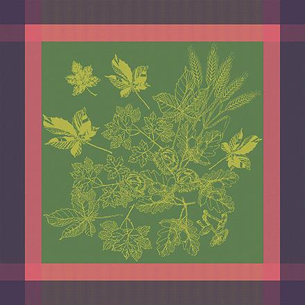"""Plaisirs D Automne Muscat Napkin 22""""x22"""", 100% Cotton picture"""
