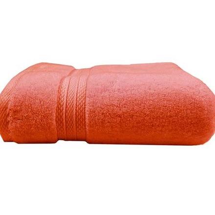"""Elea Coral Bath Towel 28""""x55"""", 100% Cotton picture"""