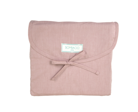 Melange Blush King Sheet Set 200 thread count, 100% Cotton. picture