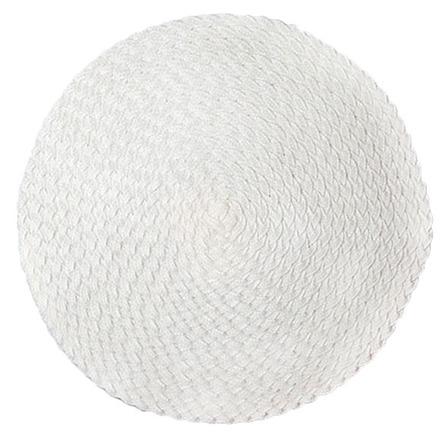 Rosette Cream Vinyl Placemat picture