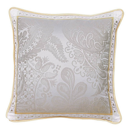Cushion Cover  Isaphire Platine, Cotton - 2ea picture