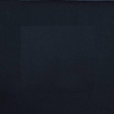 Pack of 12 Cross Stitch Napkin Black picture