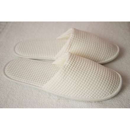 Closed Toe Waffle Slippers picture
