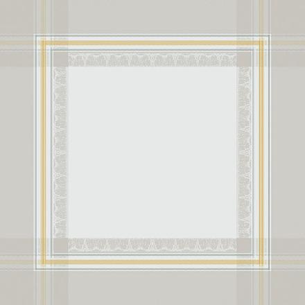Galerie Des Glaces Vermeil Napkin, cotton-4ea picture