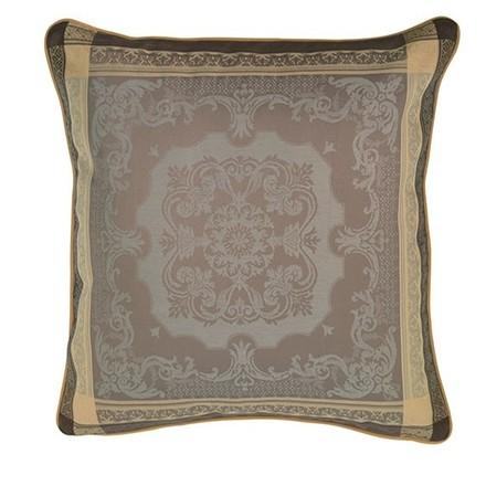 """Fontainebleau Tilleul Cushion Cover 20""""x20"""", Cotton-2ea picture"""