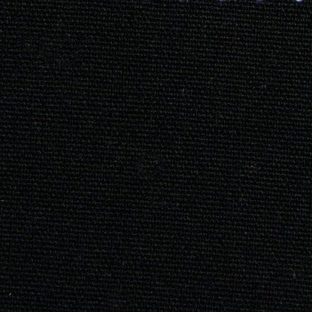 Pack of 12 Plain Satin Cottonrich Black Napkin picture