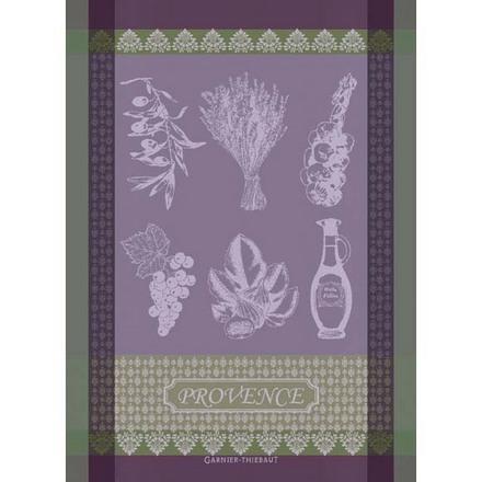 """Provence Lavande Kitchen Towel 22""""x30"""", 100% Cotton picture"""