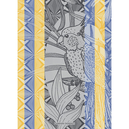 Papagaio Wax Kitchen Towel, Cotton picture