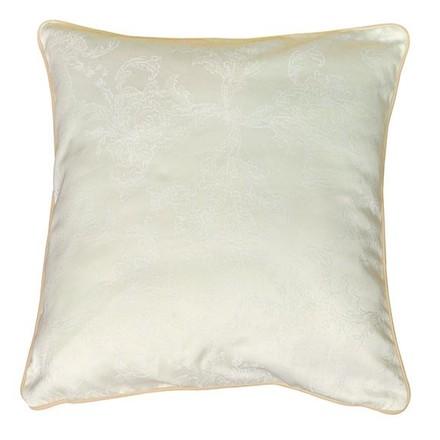 """Mille Eternel Albatre Cushion Cover 20""""x20"""", Cotton-2ea picture"""