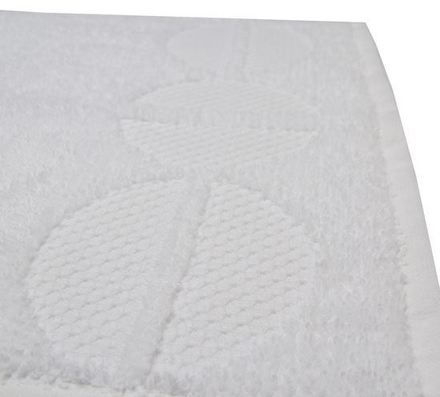"""Ligne O Neige Guest Towel 12"""" x 20"""" picture"""