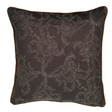 "Mille Eternel Ebene Cushion Cover 20""x20"", Cotton-2ea picture"