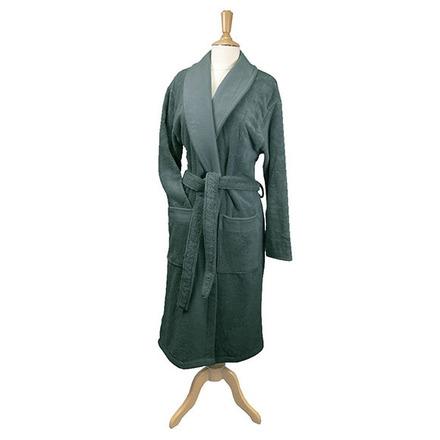 Elea Green Bathrobe Size XL picture